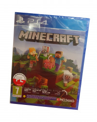 Minecraft Bedrock Edition (PS4) PO POLSKU