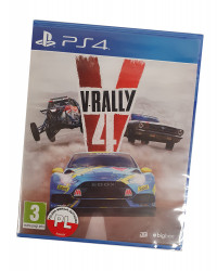 V-Rally 4 (PS4) PO POLSKU