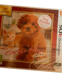 Nintendogs+Cats - Toy Poodle (3DS)