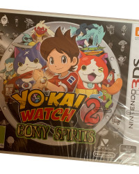 YO-KAI WATCH 2: Bony Spirits (3DS)
