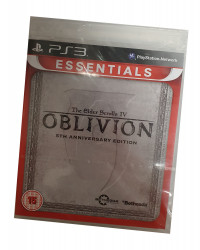 The Elder Scrolls IV: Oblivion Anniversary  (PS3)