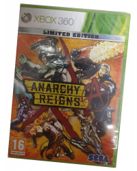 Anarchy Reigns Limited Ed. (X360)