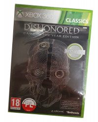Dishonored GOTY (X360) PO POLSKU