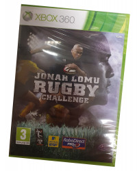 Jonah Lomu Rugby Challenge (X360)