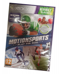 Motion Sports (X360) KINECT