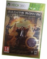 Saints Row 4 GOTY (XBOX 360)
