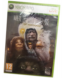 Where The Wild Things Are (X360)