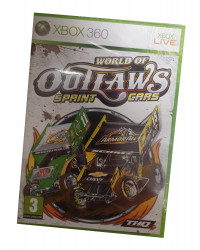 World of Outlaws Sprint Cars (X360)