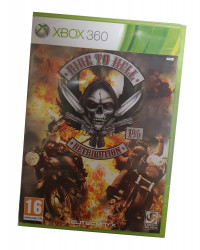 Ride To Hell Retribution (X360)
