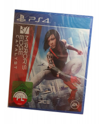 Mirrors Edge Catalyst (PS4) PO POLSKU