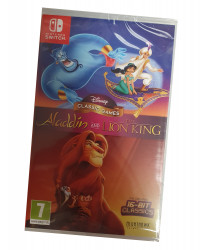Aladdin + The Lion King - Remastered (SWITCH)