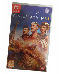 Sid Meiers: Civilization 6 (SWITCH)