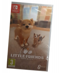 Little Friends: Dogs and Cats (SWITCH)