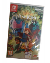 Ni No Kuni: Wrath of the White Witch (SWITCH)