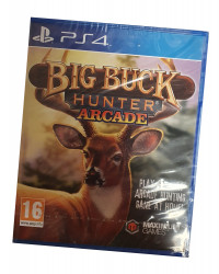 Big Buck Hunter Arcade (PS4)