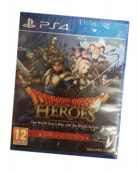Dragon Quest Heroes The World Trees (PS4)