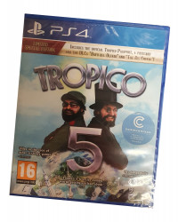 Tropico 5 limite Edition (PS4)