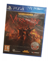 Warhammer End Times Vermintide (PS4) PO POLSKU