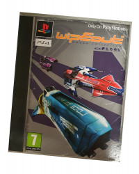 WipEout: Omega Collection LIMITED EDITION (PS4) PL