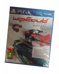 WipEout: Omega Collection (PS4) PO POLSKU