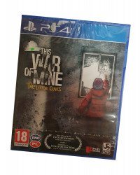 This War Of Mine: The Little Ones (PS4) PO POLSKU