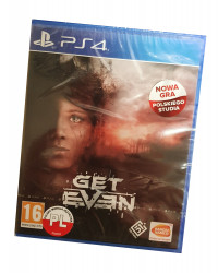 Get Even (PS4) PO POLSKU