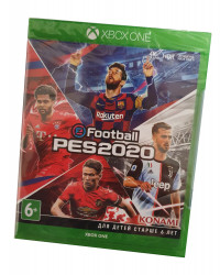 Pro Evolution Soccer 2020 eFootball (XBOX ONE)