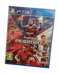 Pro Evolution Soccer 2020 eFootball (PS4)