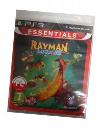 Rayman Legends (PS3) PO POLSKU