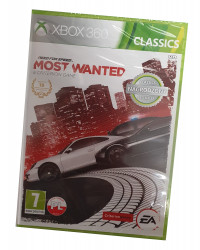 Need for Speed Most Wanted (X360) PO POLSKU