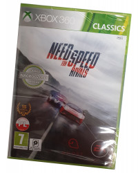 Need for Speed Rivals (X360) PO POLSKU