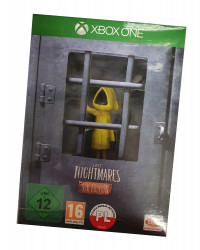 Little Nightmares - Six Edition (XBOX ONE) PO POLSKU