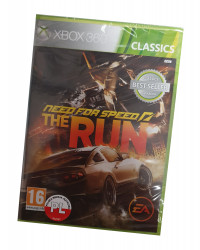 Need for Speed The Run (X360) PO POLSKU