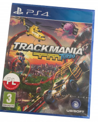 Trackmania Turbo (PS4) PO POLSKU