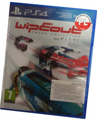 WIPEOUT COLLECTION PL (PS4) UŻYWANA