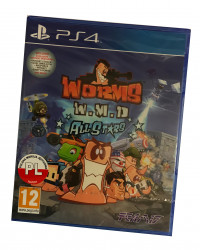 Worms WMD All Stars (PS4) PO POLSKU