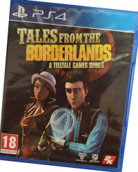 TALES FROM THE BORDERLANDS (PS4) UŻYWANA