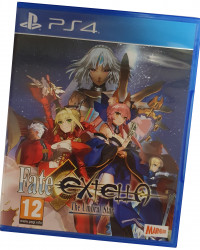 FATE EXTELLA THE UMBRAL STAR (PS4) UŻYWANA