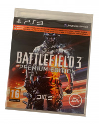 Battlefield 3 PREMIUM EDITION (PS3) PO POLSKU
