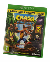 Crash Bandicoot N. Sane Trilogy (XBOX ONE)