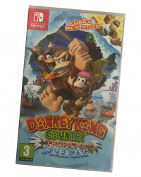 Donkey Kong Country Tropical Freez (SWITCH)