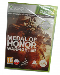 Medal of Honor Warfighter (X360) PO POLSKU