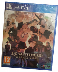 13 Sentinels: Aegis Rim (PS4)