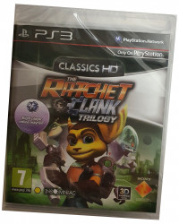 Ratchet and Clank TRILOGY HD Collection (PS3)