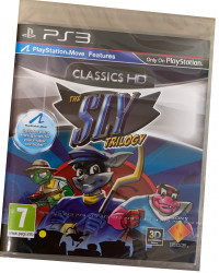 Sly Collection HD TRILOGY 3 GRY (PS3)