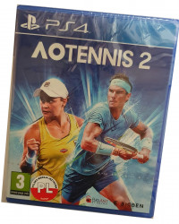 AO Tennis 2 (PS4) PO POLSKU