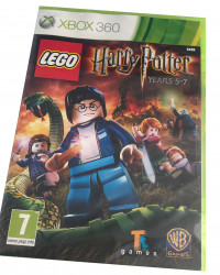 Lego Harry Potter Years 5-7 (X360)