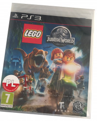Lego Jurassic World (PS3) PO POLSKU