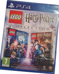 Lego Harry Potter Collection (PS4) 1-7 PO ANGIELSKU