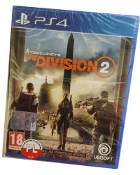 The Division 2 (PS4) PO POLSKU